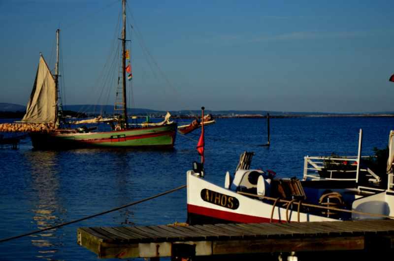 location port rive gauche marseillan