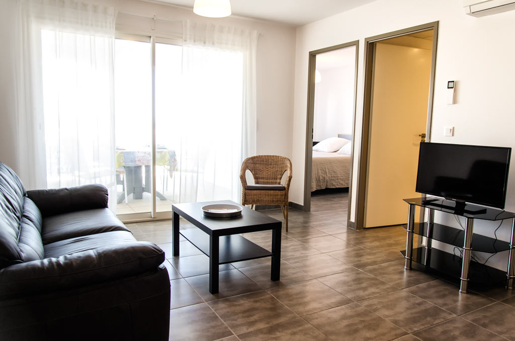 appartement 107 image du séjour