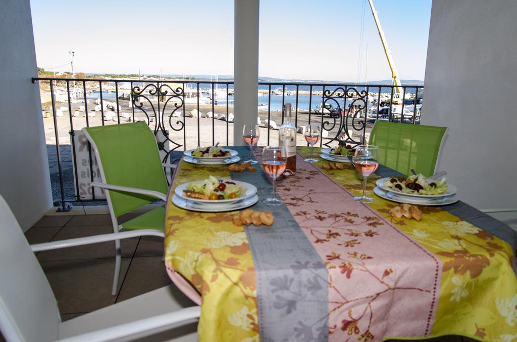 terrasse 4 appartement