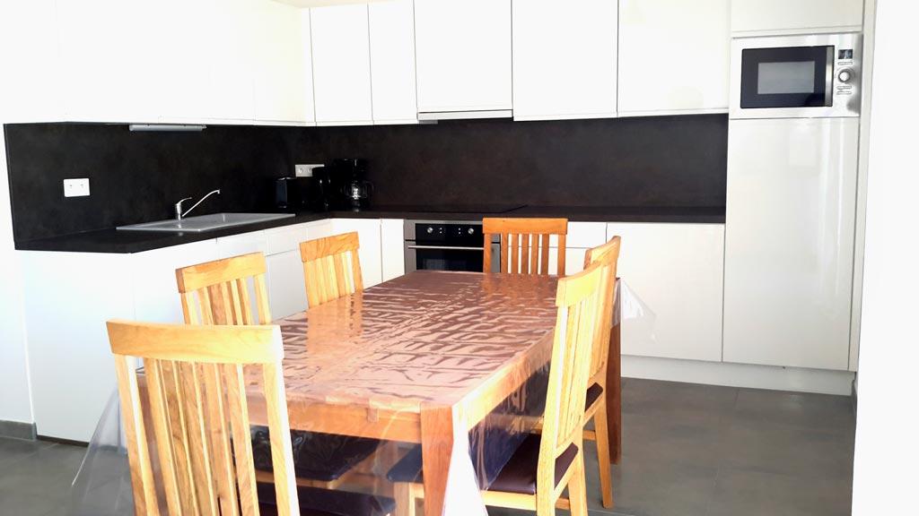 cuisine location appartement vacances